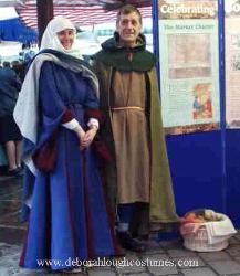 Early medieval / Norman clothing for Chesterfield Museum